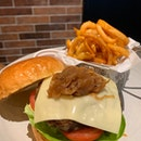 Classic Cheese Burger | $27