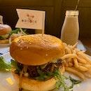 Oriole Truffle Burger | $24
