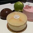 Lychee Rose Cheesecake (Individual) | $9