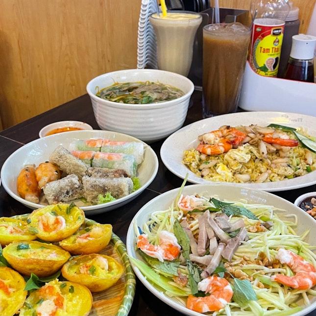 Authentic Vietnamese Food