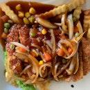 Hainanese Pork Cutlet