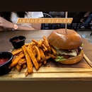 Armoury Burger