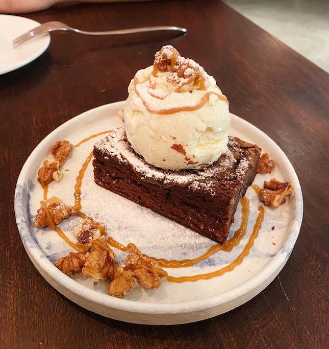 Brownie ($12)