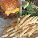 Oink Oink Burger ($19.90)