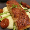 Slow-baked Norwegian Salmon