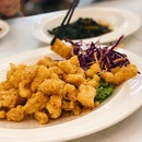 Salted Egg Sotong - M ($21.80)