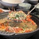 lobster paofan ($39.60)
