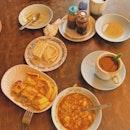 Traditional Nanyang Breakfast