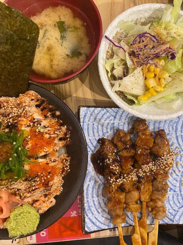Japanese Food!!! OIIISHIIII