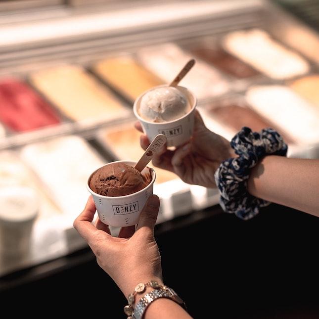 Dessert - Ice Cream!