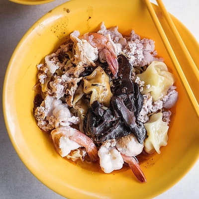 Sixties Teochew Traditional Minced Meat Noodle | Burpple - 8 Reviews -  Tiong Bahru, Singapore