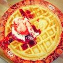 A&W Waffles