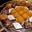 Diwali sweets that we tried!