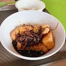 He Ji Porridge (Maxwell Food Centre)