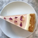 Rose Mille Crepe Cake