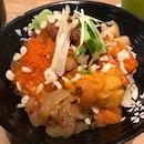 Sashimi Bowl (Chirashi)