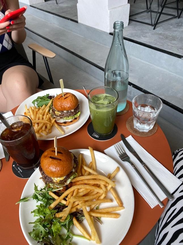 lunch at SPRMRKT