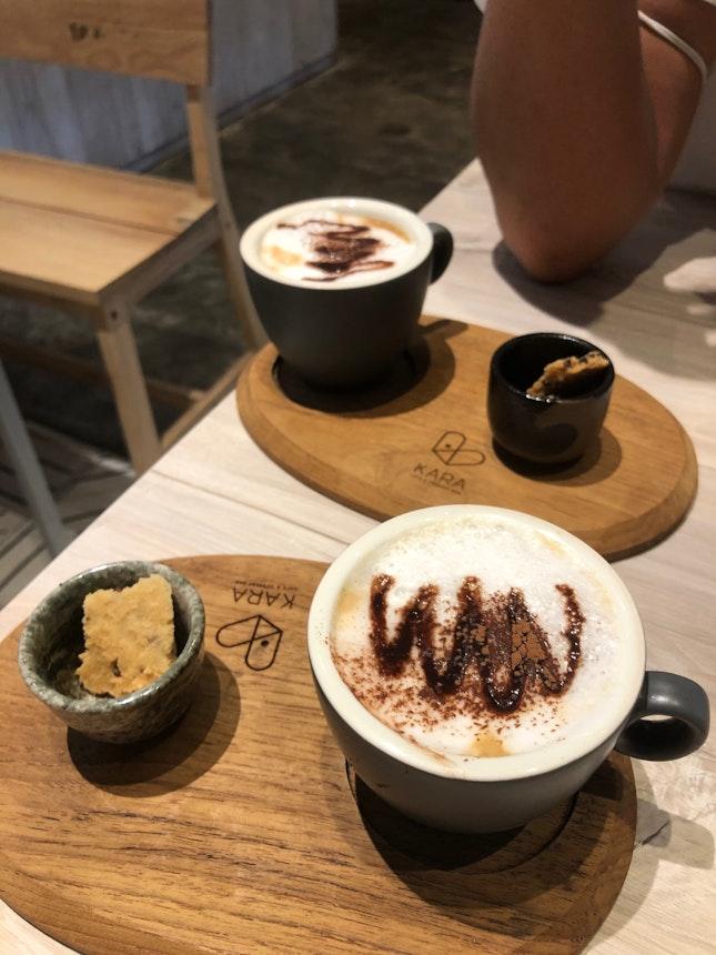 Coffee and Sogurt