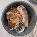 Salmon Soba Bowl