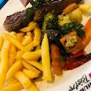 Steaks (Medium Rare)