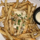 Truffle kombu fries $14
