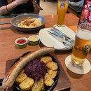 My Kind Of Sausage Fest?