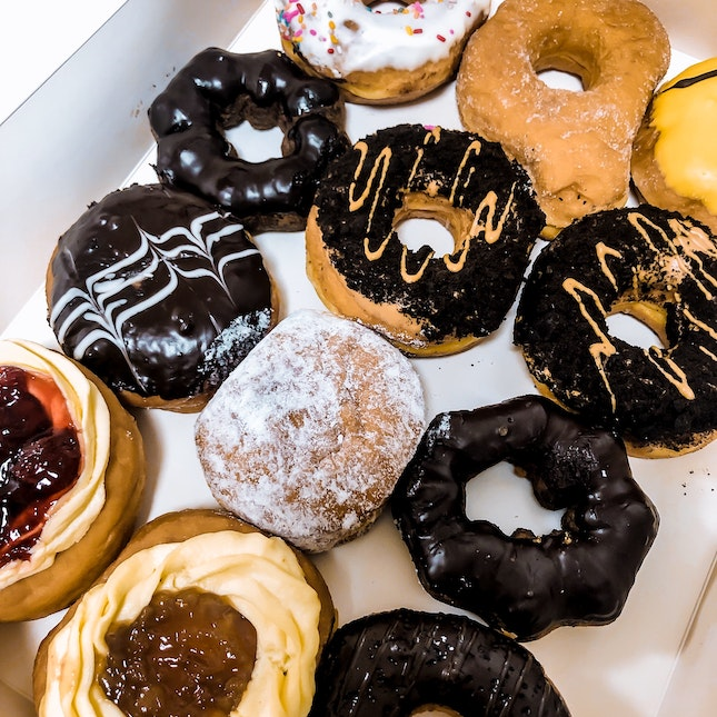 6-for-6 Donuts #BurppleBeyond