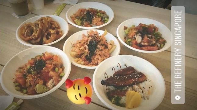 Cafe Serving Japanese Food