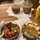 1-1 Deal ($15 For 2 Bowls+2 Drinks)