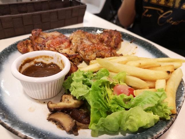 truffle chicken [$16.90]