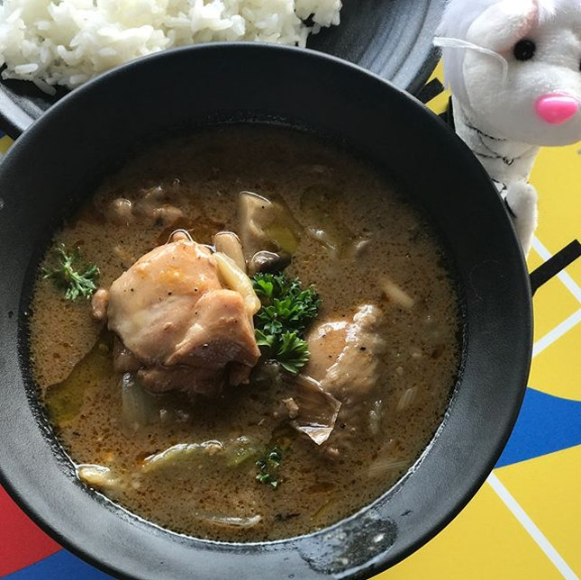 Does this chicken and mushroom veloute looks good to you?