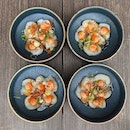 Mentaiko Scallops (1-for-1 3 Course Meal)