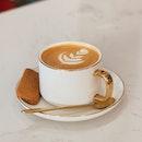 cappuccino ($5.5) ☕️