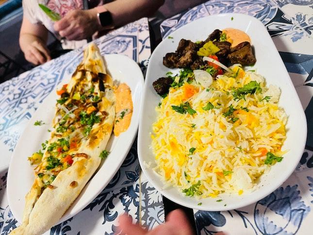 Turkish Food, Friendly Staff