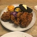 southern chicken & waffle