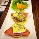 Eggs Benedict #brunch #eggs #food #instafood