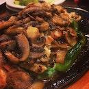 Mushroom Jack Fajita #mushroom #chicken #fajita #food #foodporn #instafood