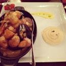 Sautéed live seafood #food #foodporn #instafood #seafood #italian #asiansatwork