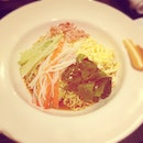 Cold Ramen #japanese #food #noodles