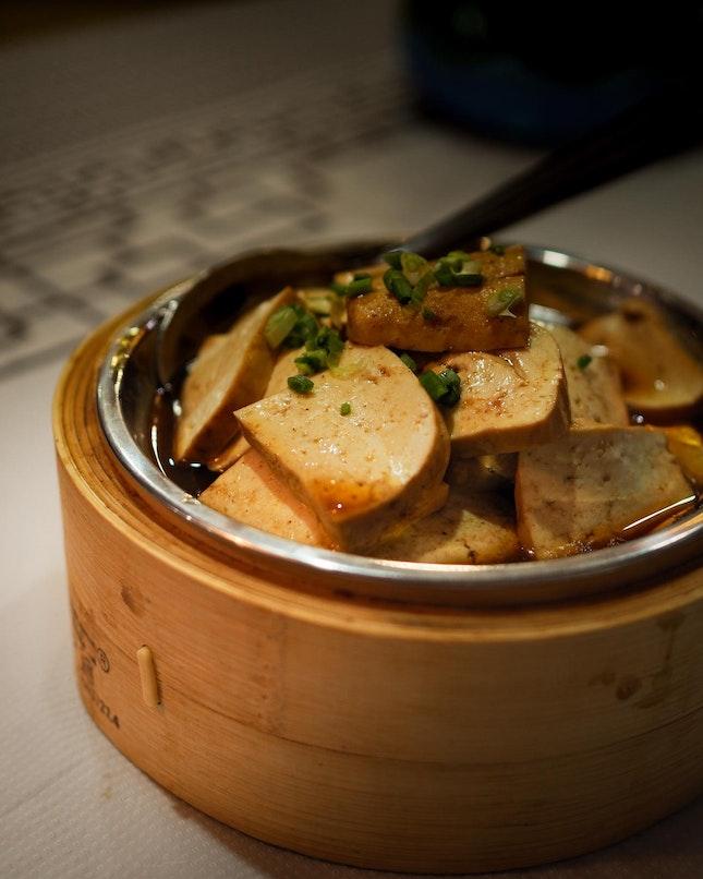 Braised Tofu ($8++) 🙂