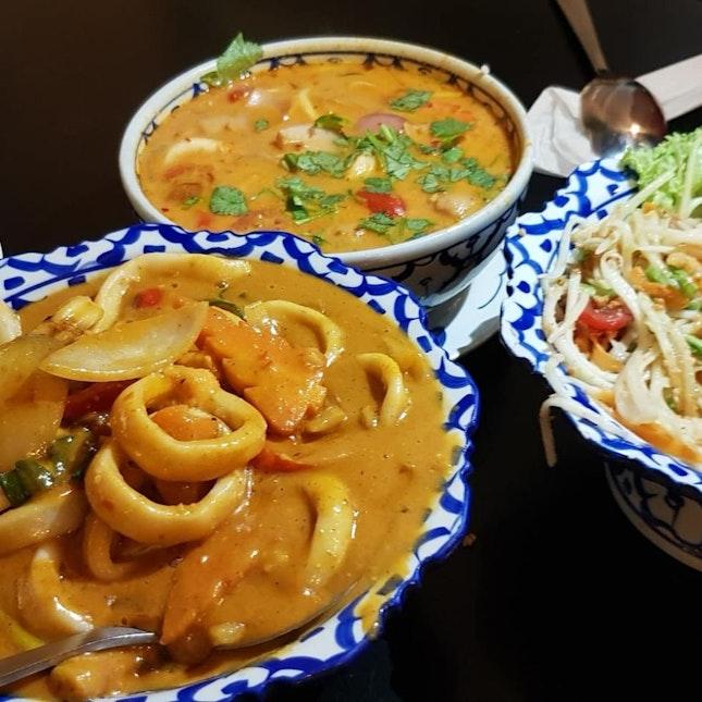 Great Thai Food!