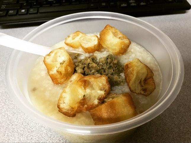 Pork Porridge~~