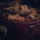 Fried Fish Skins@ The Prawn Star