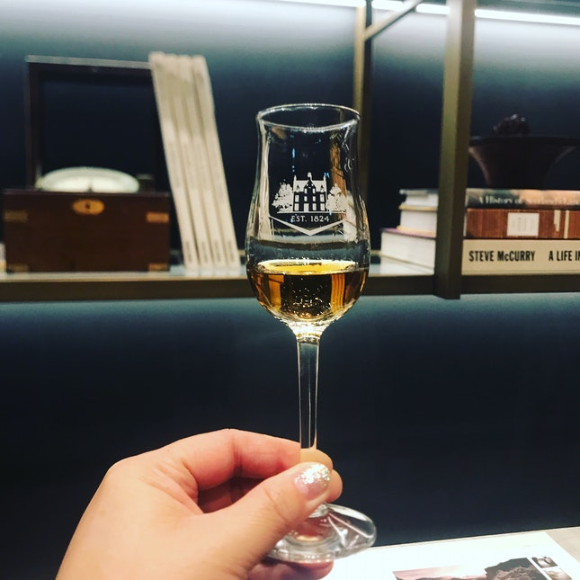 Excellent Macallan experience