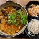 Hot Pot Kimchi Stew