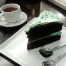 Black Monster Cake