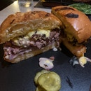 Featherblade Burger $21