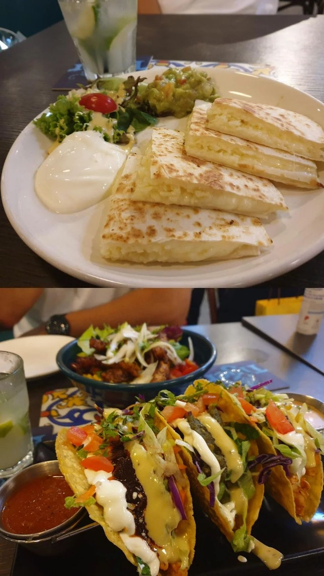 Mexican Cuisine Any Day