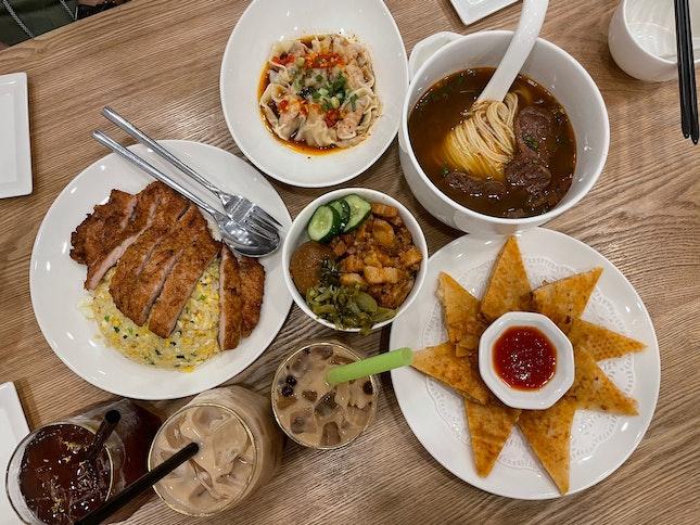 Quality Taiwanese Food