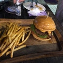 Juicy Burger Patty With Soft And Fluffy Brioche Bun!